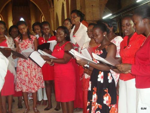 05 Joint Gayaza choir