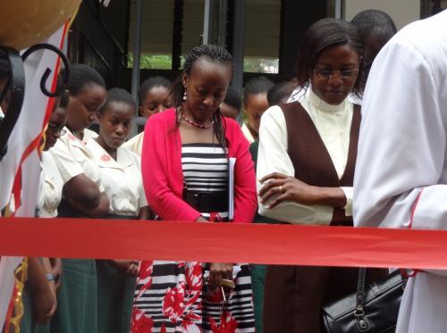 12.Robinah Kizito Rev. Lovincer Kiwanuka