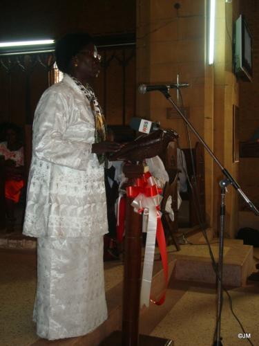 19 Hon. Agnes Lukudu Min. of tpt of S.Sudan