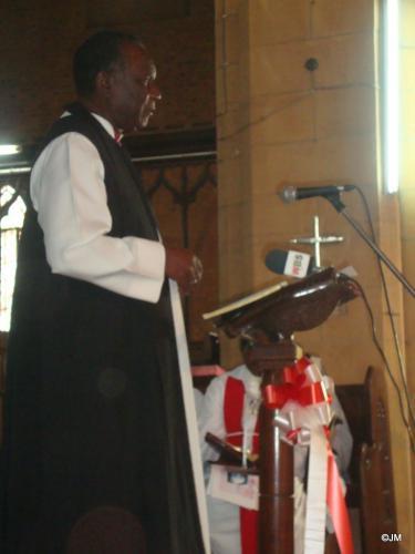 20 Rtd. Bishop of Mukono Diocese E. P. Luzinda