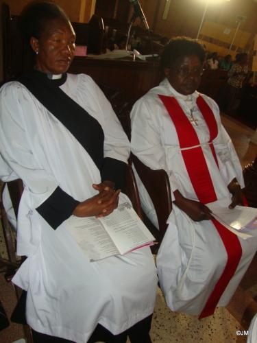 23 Rev. Janet Kemisa & Rev. Dr. Muranga