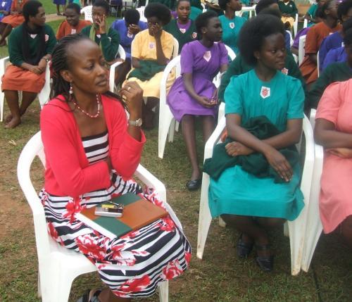 29.Robinah Kizito Deputy HM