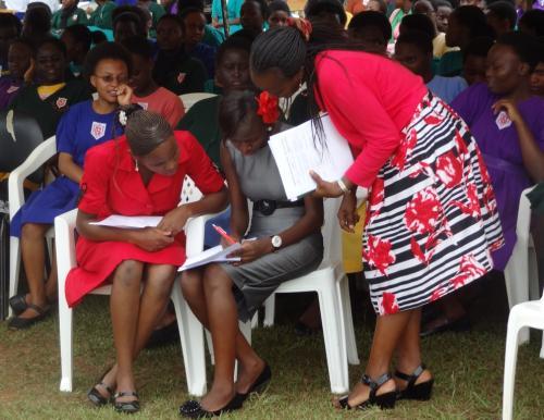 31.MCs Mrs Kizito plan