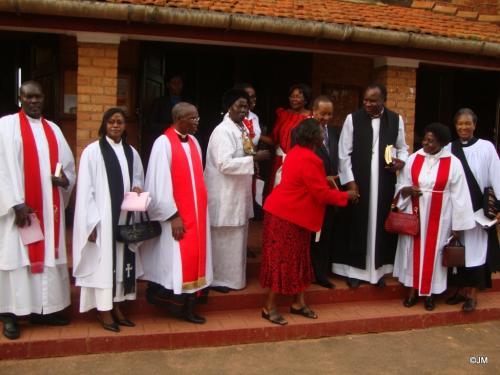 31 Clergy VIPs