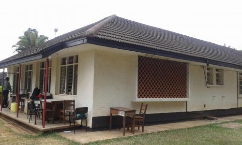 GHS Old Staffroom