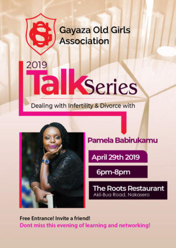 GOGA Talk Series April 2019
