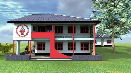 GHS Staffroom Project