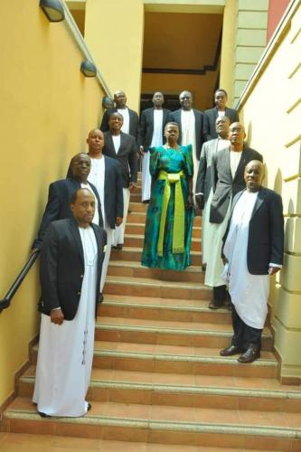 St Mary's College Kisubi honours Mrs Victoria Kisarale